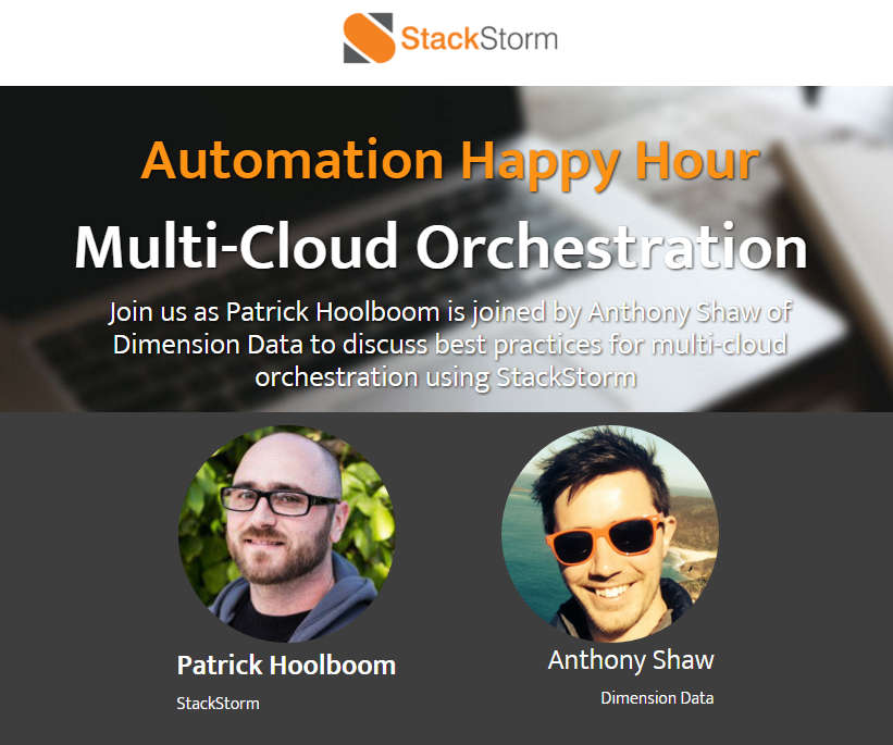 Automation Happy Hour 09
