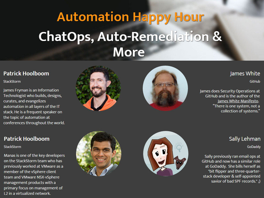 Automation Chatops
